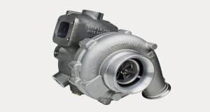 Turbolader Turbocharger